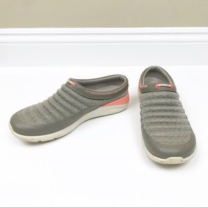 "Merrell ""Aluminum"" Select Fresh slides"